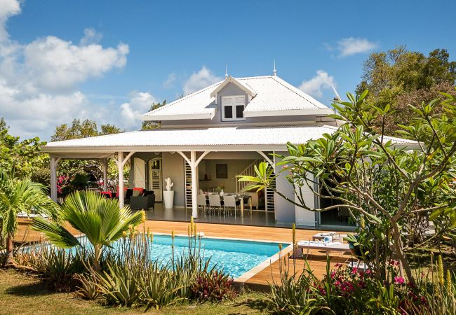 Villa/Dettached house in Le Vauclin - Jade Palm - Dream stay in Palm Villas