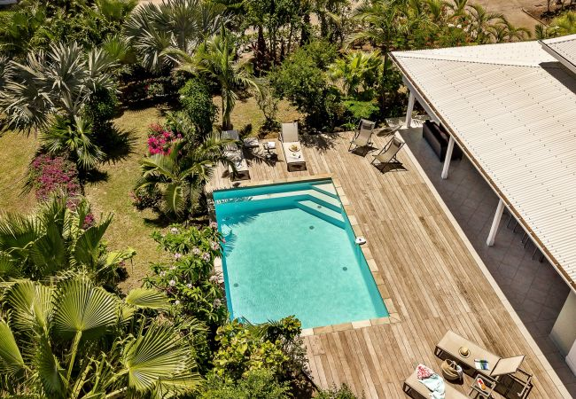 Villa/Dettached house in Le Vauclin - Queen Palm - Idyllic holidays home