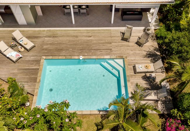 Villa/Dettached house in Le Vauclin - Silver Palm - rental house Martinique with swimming pool