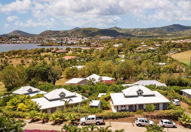 in Le Vauclin - Palm Villas - luxury villas in martinique